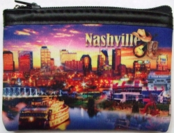 NASHVILLE COIN PURSE