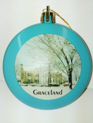 GRACELAND AQUA ORNAMENT