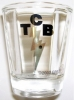 TCB OPTIC SHOT GLASS