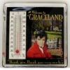 WELCOME TO GRACELAND THERMOMETER MAGNET