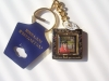 WELCOME TO GRACELAND KEYRING