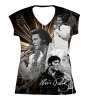 ELVIS ALL OVER PRINT LADIES SHIRT