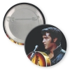 ELVIS 68 BLACK LEATHER BUTTON