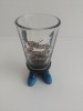 BLUE SUEDE SHOES SHOT GLASS