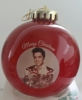 ELVIS AND TEDDY BEAR ORNAMENT