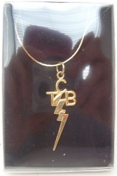 TCB SOLID NECKLACE