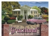 GRACELAND CADDY 2-D MAGNET
