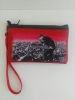 ELVIS ON STAGE WRISTLET COIN PURSE