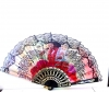 ELVIS ALOHA LACE FAN